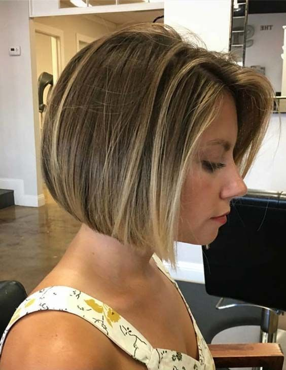 40 Classy Short Bob Haircuts 2019 For Women Page 37 Of 40 Lead Hairstyles Bob Haircut For Fine Hair Hair Styles Bob Hairstyles For Fine Hair