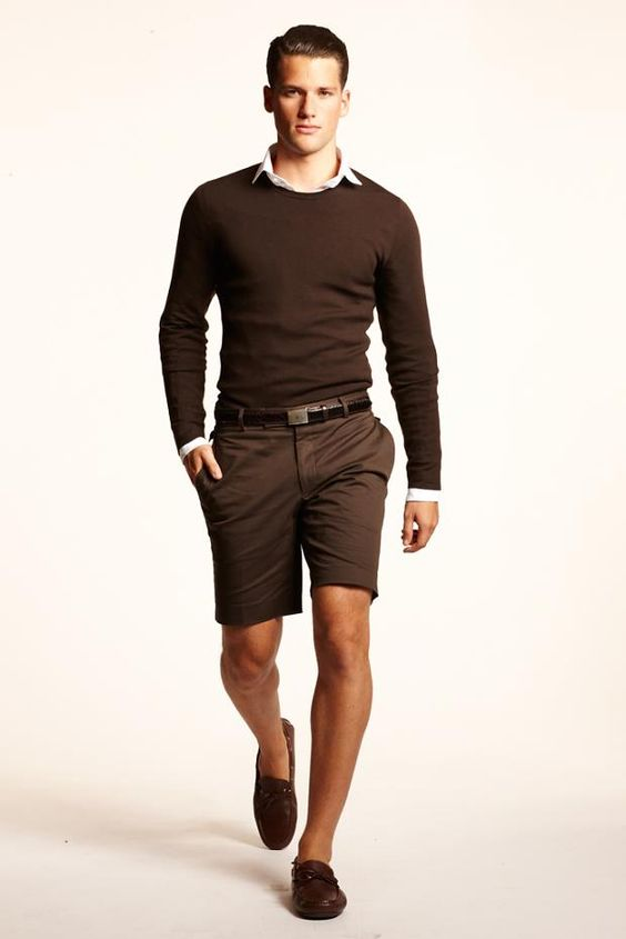 Casual lookbook 2013 for men from Ralph Lauren: Ralph Lauren (born Ralph Lifshitz,