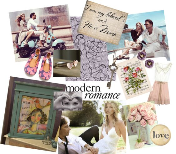 """Modern Romance"" by asebourn on Polyvore"