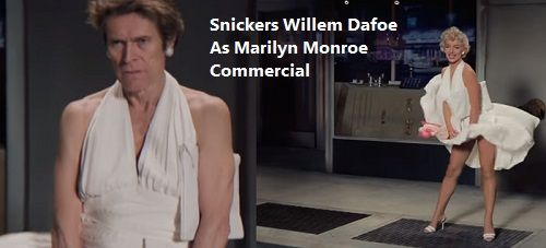 Image result for snickers commercials