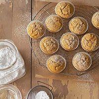Curried Squash Muffins