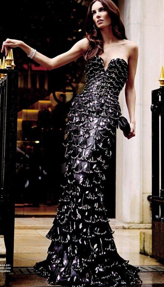 armani prive glamour and kleider on pinterest. Black Bedroom Furniture Sets. Home Design Ideas