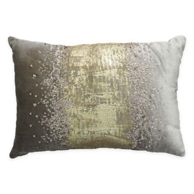 Cloud9 Design Rain Sequin Throw Pillow
