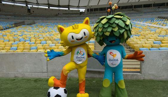Rio de Janeiro - Les mascottes des futurs jeux Olympiques et Paralympiques de Rio de Janeiro ont été baptisées respectivement Vinicius et Tom, à l'issue d'un vote des internautes débuté il y a trois semaines et conclu dimanche.