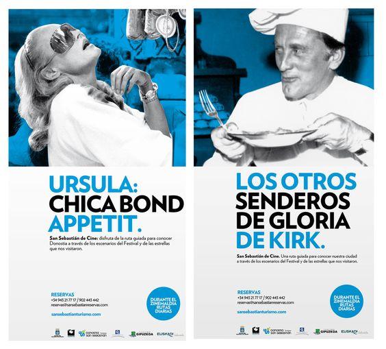 Donostia - San Sebastian Tourism Poster series
