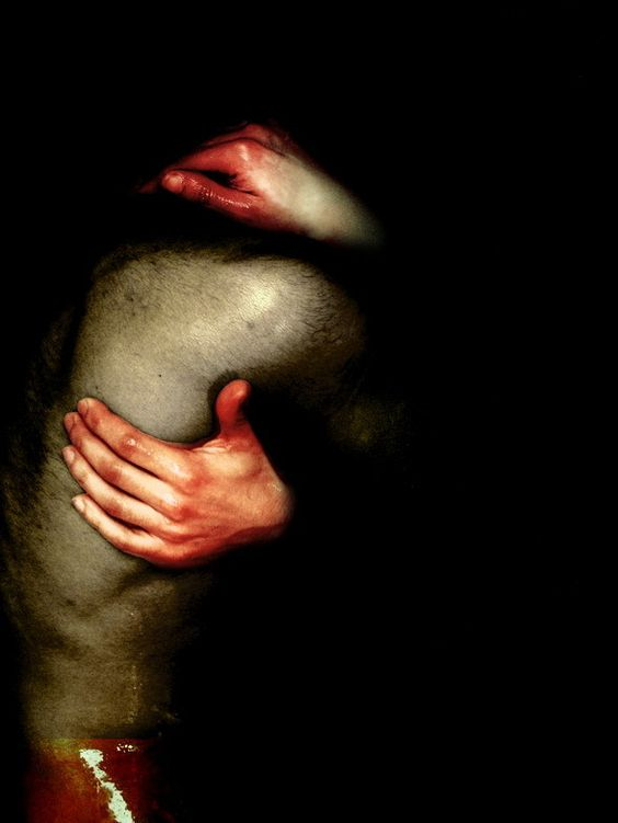 Embrace  from the series Kölle 2 by Vynzh , via Behance