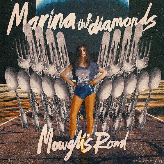 Marina and the Diamonds – Mowgli's Road (single cover art)