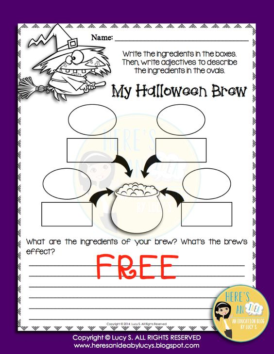 Here's an idea: Halloween videos for classroom use - with SafeShare links, descriptions, and FREE worksheets!