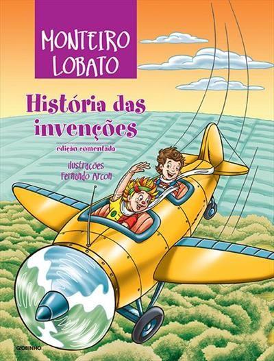 Durante um chuvoso mês de fevereiro, Dona Benta resolve ler para os netos e para a boneca Emília um livro chamado História das invenções do homem,...