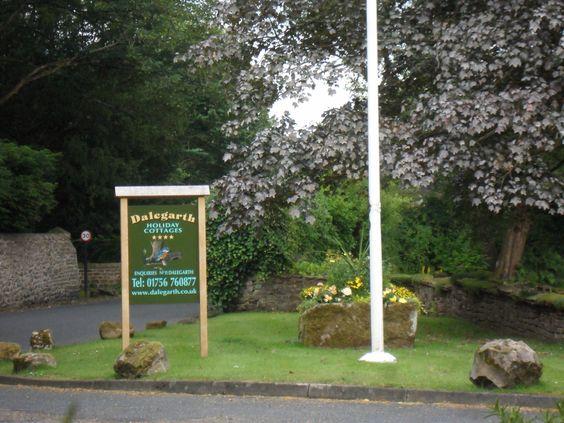 Dalegarth in Buckden, Wharfedale - 2014