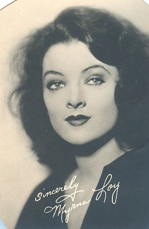 Myrna Loy ~  Gorgeous shot! She Was One Of The Most Beautiful Women I'VE Ever Seen !!!!!