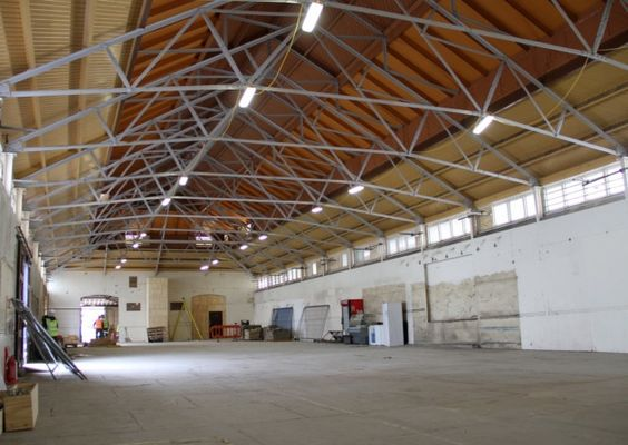 Local businesses learn more about Gravesham market hall reopening