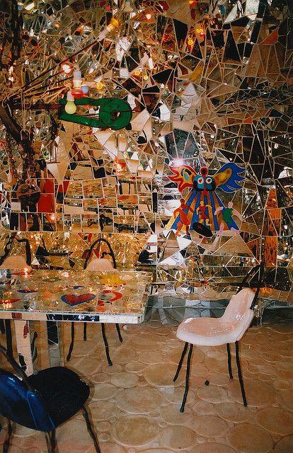 Pinterest the world s catalog of ideas - Niki de saint phalle maison ...