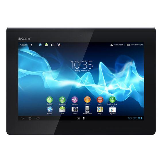 Sony tablet s планшет инструкция