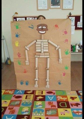 25 Manualidades de las partes del cuerpo para niños - Alumno On