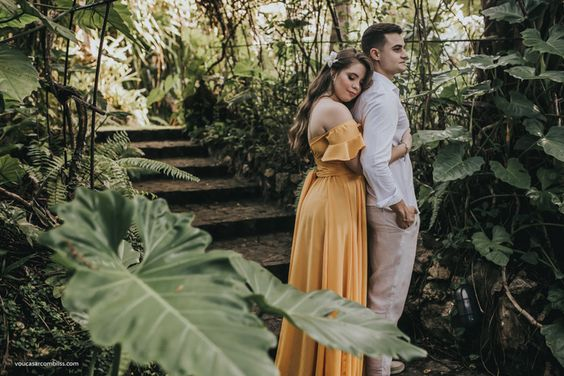 Ensaio dos Noivos | Mariana e Felipe