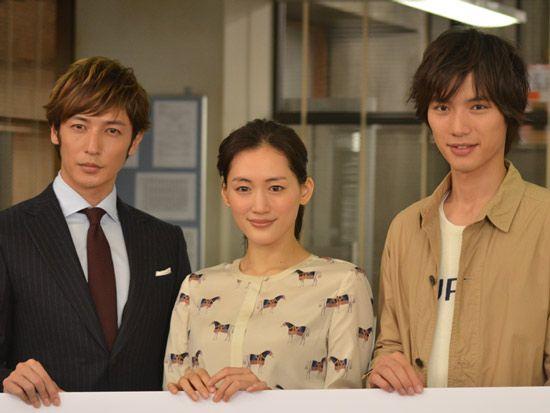 New Rom-Com with Ayase Haruka, Fukushi Sota, and Tamaki Hiroshi Premieres Wednesday | A Koala's Playground