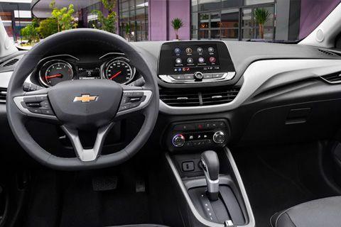 Nuevo Chevrolet Onix Interior En 2020 Onix Modelos Autos Nuevos