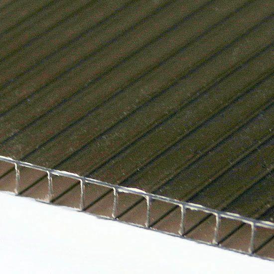 6mm Bronze Twinwall Polycarbonate Sheet Home Improvement Home Improvement Projects Home Remodeling Diy