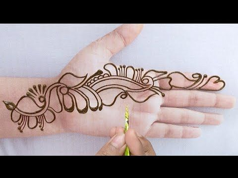 New Stylish And Easy Mehndi Designs For Front Hand Latest Simple Mehndi Designs Tutorial 2 Henna Designs Hand Latest Simple Mehndi Designs Mehndi Art Designs,Dubai Design District
