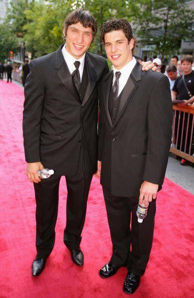 Ovechkin & Crosby