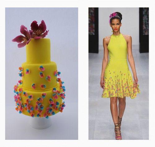 """""""Life is colour"""" e per me """"Colour of life""""! – Come realizzare una fashion cake: Free Tutorial Patrizia Foresta"""
