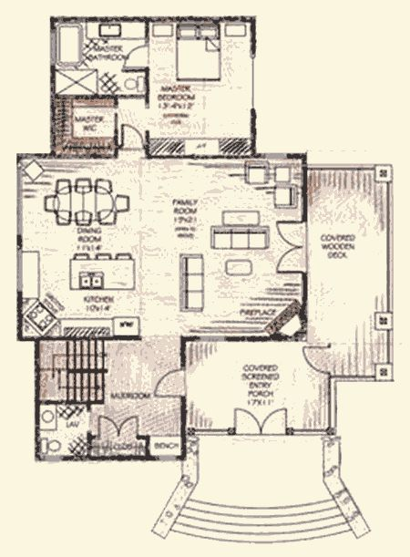 Small Floor Plans Floor Plans And Floors On Pinterest