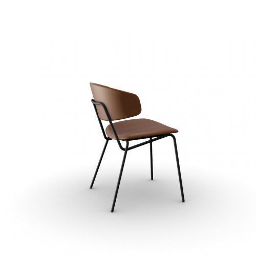 Sophia Modern Chairs Chair Leather Dining Chairs
