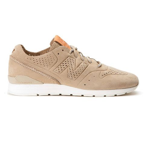 new balance 996 beige raw suede