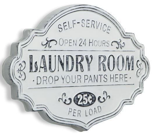 Enamel Laundry Room Wall Plaque Kirklands Laundry Room Wall Decor Room Wall Decor Laundry Room