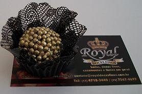 Royal Doces Finos   Mairinque - Royal Doces Finos