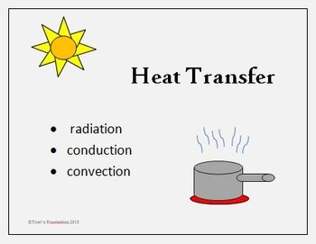 Worksheet Heat Transfer Worksheet heat transfer small groups and worksheets on pinterest in this set there are three about radiant conduction