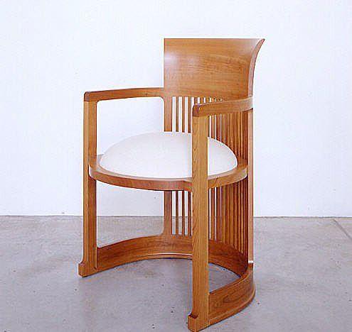 Arm chair  Frank Lloyd Wright
