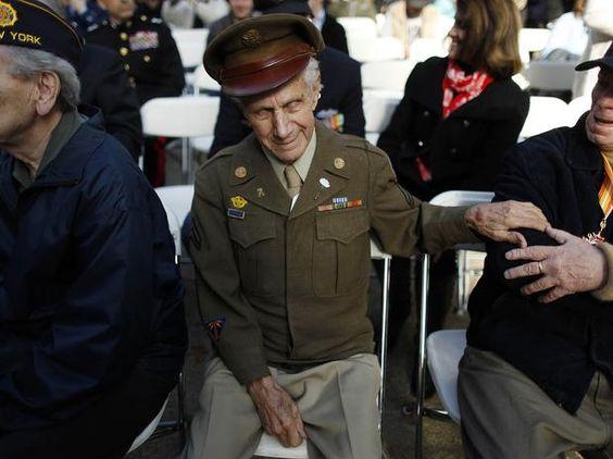 Celebrando el valor de quienes sirvieron un día por su país: #VeteransDay
