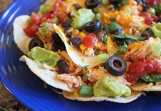 ... Black Bean Nachos | Eat: Mexican | Pinterest | Nachos, Black Beans and