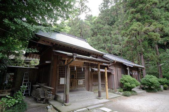 Goryo-jinja Shrine