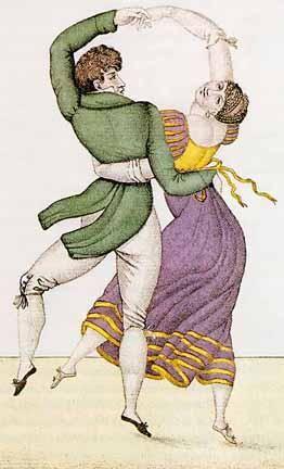 Regency Dance: