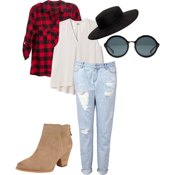 """Fall Day Style"" by mef1991 on Polyvore"