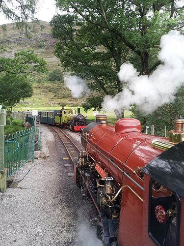 Ravenglass & Eskdale Railway. Visit our website for more inspiration from the biggest-selling visitor guide to the Lake District & Cumbria.