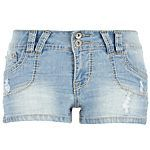 Angels Casual Denim Shorts