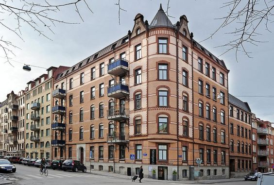 Hip and Fresh Apartment in Gothenburg | HomeDSGN, a daily source for inspiration and fresh ideas on interior design and home decoration.