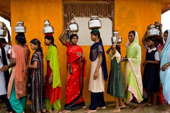 Kerala Village women praying for rain