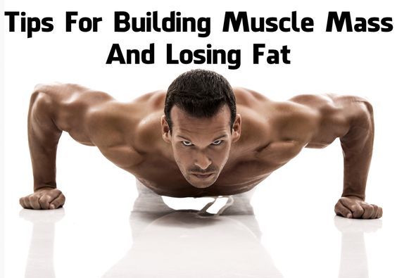Building Muscle Losing Fat 55
