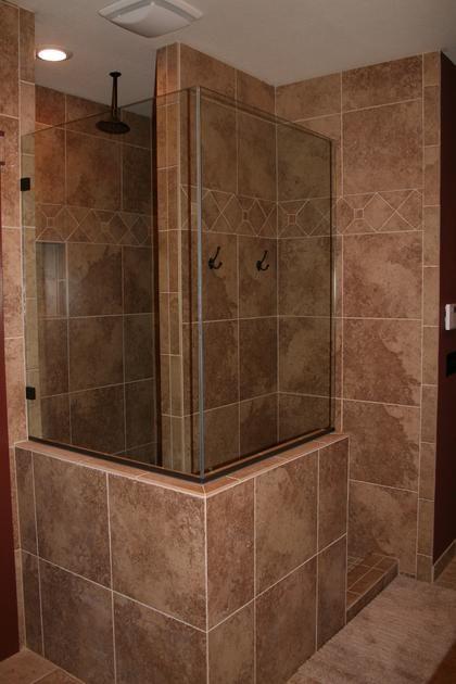 Walk In Shower Walk In And Walks On Pinterest