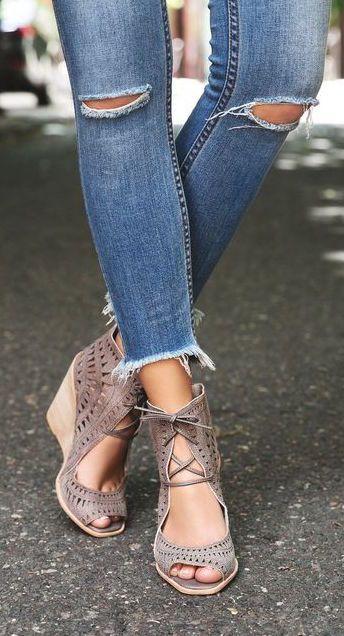 Dizzy Fashion Shoes