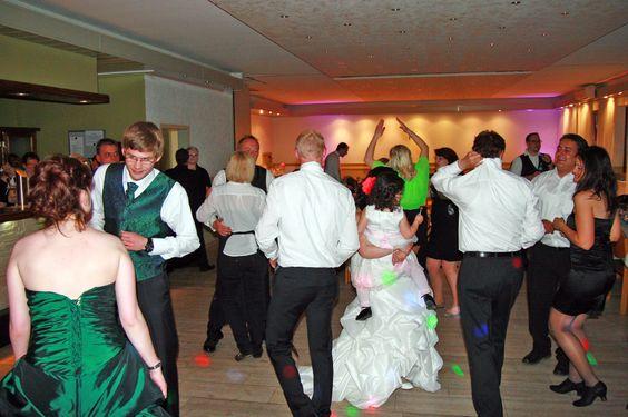 Feiern in Bad Oeynhausen