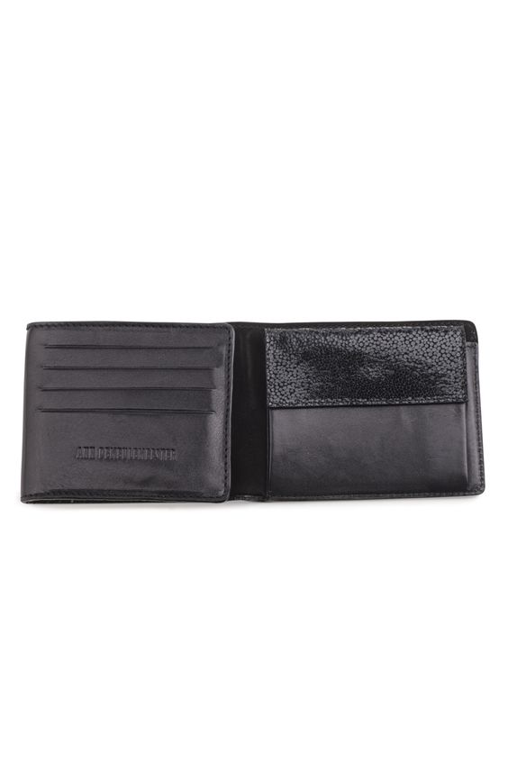 Ann Demeulemeester Trifold Wallet #Shopafar #AnnDemeulemeester #wallet #fashion #accessories #leather