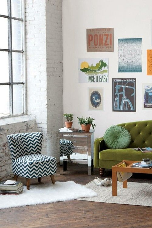 Apartment Style via Urban Outfitters