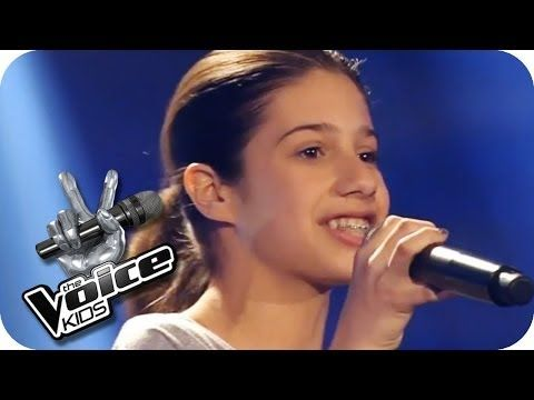 Alicia Keys - If I Ain't Got You (Michèle)   The Voice Kids 2013   Blind Audition   SAT.1 - YouTube
