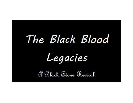 http://blackbloodlegacies.wordpress.com/  :: A Blog dedicated to my original story that I am working on. Please give constructive critiques and positive comments! No -flaming- please!